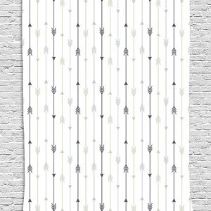 Tapestry Vertical Arrows Wall Hanging Backdrop